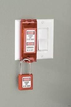 master lock universal wall switch lockout new ebay