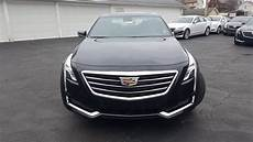 2017 cadillac ct6 3 0tt stellar black and 3 6 black raven youtube