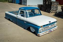 1966 Ford F100  Quick Change