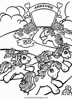 pony 42 gratis malvorlage in comic