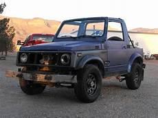 Find Used 1987 Suzuki Samurai 4x4 With 41372 Great
