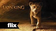 the lion king official first look 2019 youtube