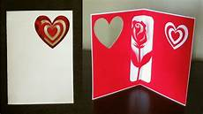 pop up card template s day pop up card s day birthday or greeting