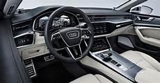 Audi A7 Innenraum - 2019 audi a7 sportback interior photos pictures