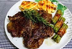 T Bone Steak In Rosmarin Klaumix Chefkoch De