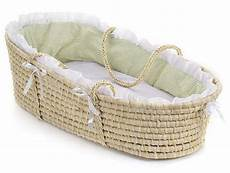 com baby moses basket with liner sheet and pad baby