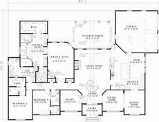 walkout basement ranch house plans best of large ranch style house plans new home plans design