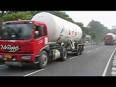 isuzu giga fvr34th 240 fuel tanker truck pertamina funnycat