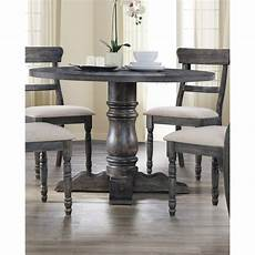 Weathered Dining Room Table