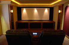 basement diy theater home design ideas