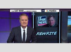 watch lawrence o'donnell show