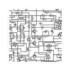 clipart of schematic symbols in electrical engineering pattern eps10 k18147311 search clip art
