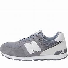 new balance junior 574 sneakers grau