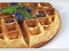real belgian stiff dough waffles no sugar added_image