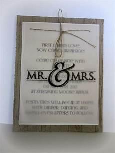Wedding Invitations Handmade Ideas