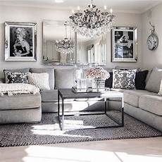 Grey And White Home Decor Ideas by Living Room Decor Ideas Glamorous Chic In Grey And Pink