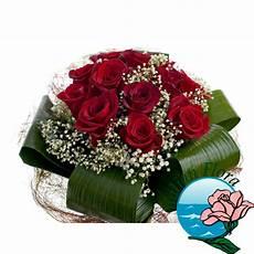 fiori per una donna bouquet di rosse
