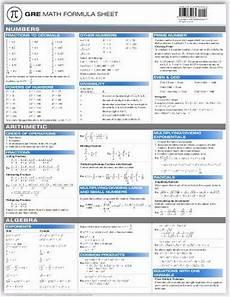 gre math formula sheet best gmat prep books