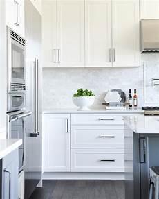 amanda evans on instagram i love this kitchen white shaker panel cabinets a dark grey