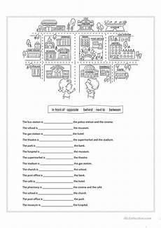prepositions of place worksheet free esl printable worksheets made by teachers english
