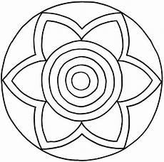 Malvorlagen Mandalas Kindergarten Pin Auf A Circles Or Cup