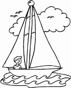 Malvorlagen Urlaub Vorlage Sommer Urlaub Malvorlagen Malvorlagen Segelboot Und