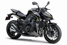 Kawasaki Z1000 R 2017 Fiche Technique
