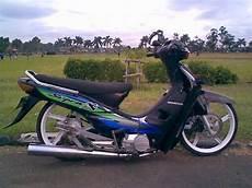 Supra Modifikasi by Gambar Modifikasi Motor Modifikasi Ceper Honda Supra