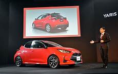 4th generation toyota yaris for europe and japan unveiled
