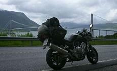 was mö mücken nicht mit sechs motorrad zum nordkap
