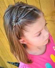 coiffure enfant fille tresse enfant 70 id 233 es g 233 niales pour les petites