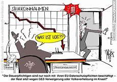 Gez Verweigern 2018 - karikatur satire politik wirtschaft zeichnung
