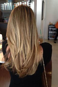 couleur de cheveux blond caramel 36 balayage with caramel honey copper highlights