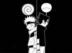 Gambar Sasuke Hitam Putih
