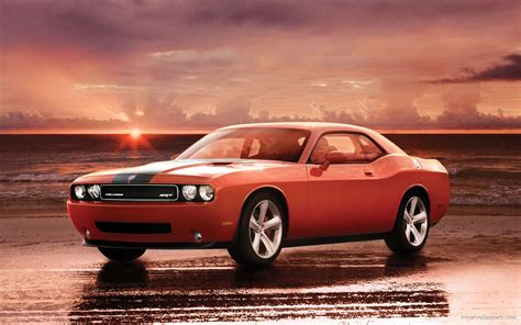 2008 Dodge Challenger Srt8 5 Wallpaper