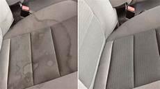autositze reinigen autositz effektiv mit rasierschaum