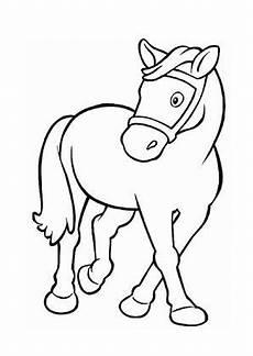 Gratis Malvorlagen Pony Pony Ausmalbilder Zum Ausdrucken 02 Ausmalbilder Pferde