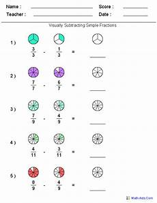 fraction worksheets like denominators 4000 adding and subtracting fractions with like denominators worksheets homeschooldressage