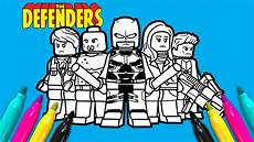 marvel defenders coloring page lego coloring book
