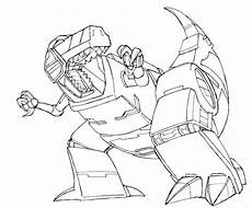 dinobots coloring pages 16835 transformer grimlock free colouring pages