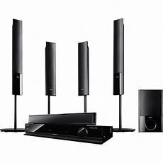 5 1 soundsystem weiß sony ht sf470 5 1 channel surround sound system b h photo
