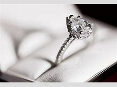 Unique Pear Shaped Engagement Ring