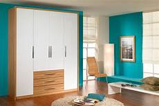 Bedroom Cabinet Color Ideas by Creative Color Combination Of Wardrobes With White