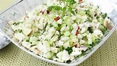 Salade De Chou Fleur La Vie Lc