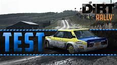 Dirt Rally Vid 233 O Test Es Un Bon Jeu De Simulation