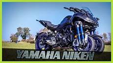 Essai Moto Yamaha Niken Moto 3 Roues Tr 200 S Surprenante