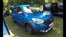 Dacia Lodgy Stepway Celebration Adria Blue Model 2017