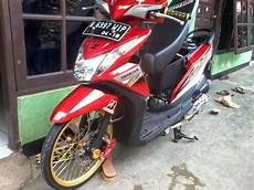 Modifikasi Beat 2013 by Honda Beat Fi Modifikasi Velg 17 Thecitycyclist