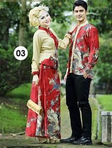 Baju Muslim Cauple Batik Silk model baju muslim batik batik