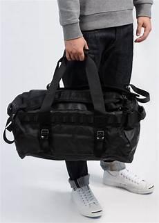 the base c duffel bag black